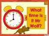 Beginning to Tell the Time - Year 1 (slide 22/46)