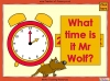 Beginning to Tell the Time - Year 1 (slide 23/46)