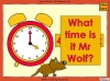 Beginning to Tell the Time - Year 1 (slide 24/46)