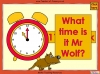 Beginning to Tell the Time - Year 1 (slide 26/46)