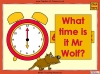 Beginning to Tell the Time - Year 1 (slide 27/46)