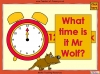 Beginning to Tell the Time - Year 1 (slide 29/46)