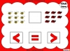 Beginning to Use Greater Than, Less Than and Equal To Signs - Year 1 (slide 11/20)