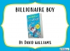 Billionaire Boy by David Walliams (slide 1/120)