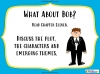 Billionaire Boy by David Walliams (slide 53/120)
