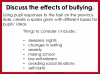 Bullying - Discussion Texts (slide 11/45)