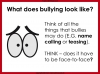 Bullying - Discussion Texts (slide 3/45)