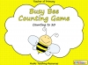 Busy Bee Counting Game (slide 1/14)