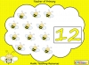 Busy Bee Counting Game (slide 11/14)