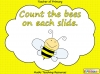 Busy Bee Counting Game (slide 2/14)