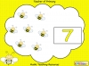 Busy Bee Counting Game (slide 8/14)