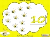 Busy Bee Counting Game (slide 9/14)