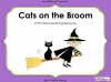Cats on the Broom - EYFS (slide 1/30)
