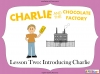 Charlie and the Chocolate Factory (sample) (slide 12/15)