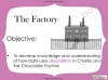 Charlie and the Chocolate Factory (slide 21/80)