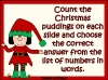 Christmas Counting (slide 16/49)