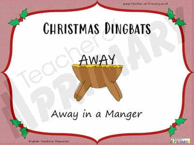 Christmas Dingbats