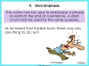 Colons - Year 5 and 6 (slide 9/20)