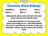 Common Word Endings 2 (slide 8/18)