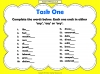Common Word Endings 2 (slide 9/18)