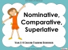 Comparatives and Superlatives (slide 1/8)