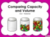 Comparing Capacity and Volume - Year 1 (slide 1/32)