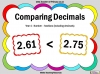 Comparing Decimals - Year 4