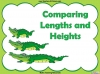 Comparing Lengths and Heights - Year 1 (slide 1/31)