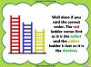 Comparing Lengths and Heights - Year 1 (slide 22/31)