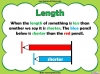 Comparing Lengths and Heights - Year 1 (slide 4/31)