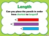 Comparing Lengths and Heights - Year 1 (slide 6/31)