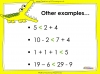 Comparing Numbers Up to 100 - Year 2 (slide 27/46)