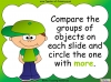 Comparing Objects - Year 1 (slide 2/39)