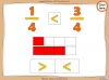 Comparing and Ordering Fractions - Year 3 (slide 14/68)