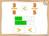Comparing and Ordering Fractions - Year 3 (slide 28/68)