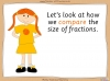 Comparing and Ordering Fractions - Year 3 (slide 8/68)
