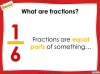 Comparing and Ordering Fractions - Year 5 (slide 4/69)