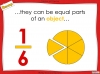Comparing and Ordering Fractions - Year 5 (slide 5/69)