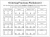 Comparing and Ordering Fractions - Year 5 (slide 52/69)