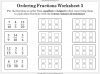 Comparing and Ordering Fractions - Year 5 (slide 58/69)