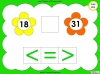 Comparing and Ordering Numbers Up to 100 - Year 2 (slide 21/31)