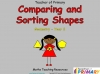 Comparing and Sorting Shapes - Year 2 (slide 1/19)