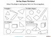 Comparing and Sorting Shapes - Year 2 (slide 19/19)