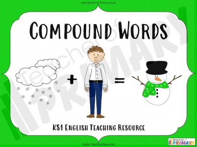 Compound Words - KS1