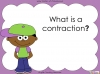 Contractions - Year 2 (slide 3/35)