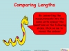 Converting and Comparing Units of Length - Year 4 (slide 25/38)