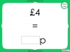Converting and Comparing Units of Money - Year 4 (slide 16/38)