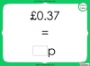 Converting and Comparing Units of Money - Year 4 (slide 20/38)