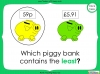 Converting and Comparing Units of Money - Year 4 (slide 25/38)