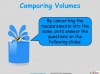 Converting and Comparing Units of Volume - Year 4 (slide 13/36)